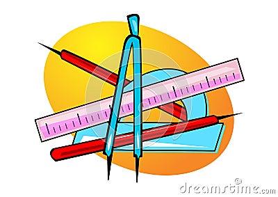 Geometry tools illustration