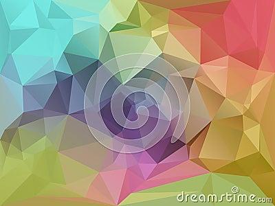Geometryczny czerepu tło