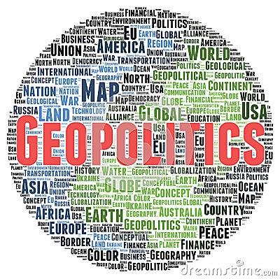 Geopolitics Clip Art