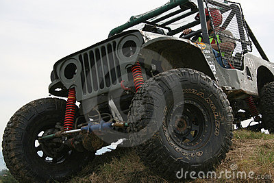 George 4x4 Extreme Regionals Stock Photography - Image: 5571652