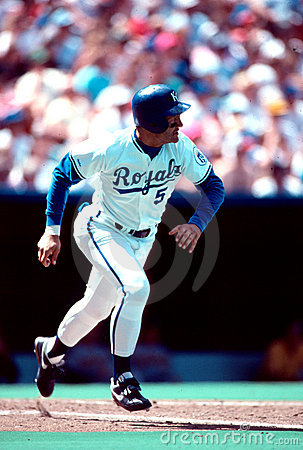 George Brett Editorial Photo