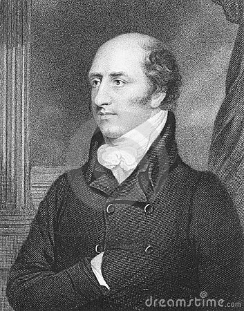 George Canning Editorial Image