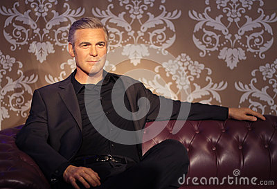 George Clooney Editorial Image