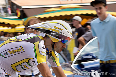 George Hincapie - Tour de France 2009 Editorial Image