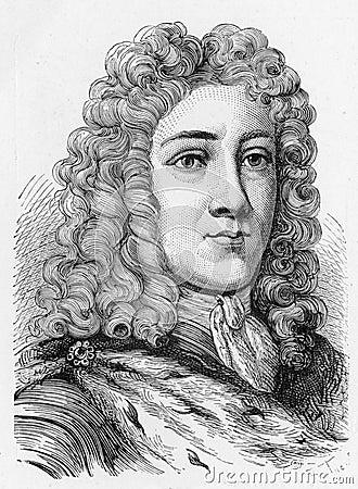 Free George II Of England Stock Photo - 35675380