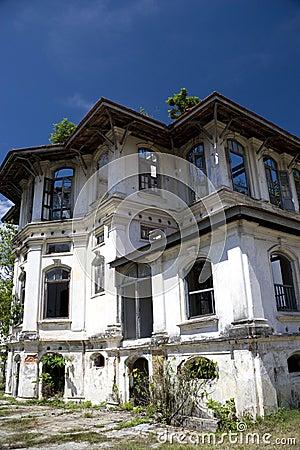 George Town Dilapidated Heritage Building