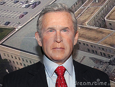 George W. Bush Editorial Photo
