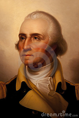 George Washington Editorial Photo