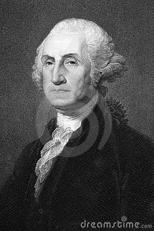 Free George Washington Royalty Free Stock Photos - 19622568