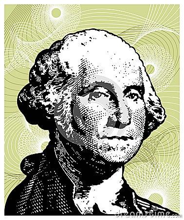 Free George Washington Royalty Free Stock Image - 8272096