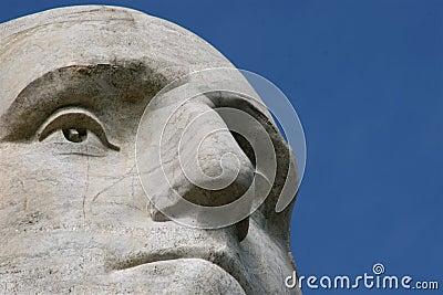 George Washington on Mount Rushmore