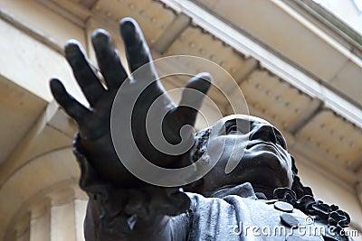 George Washington Statue, Federal Building, NY
