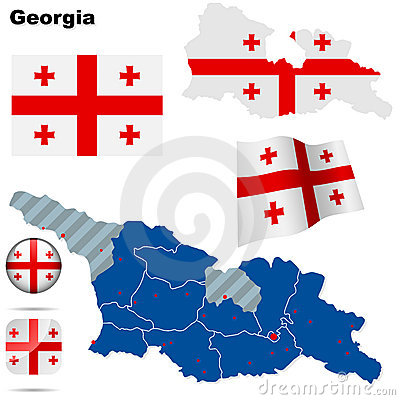 Georgia set.