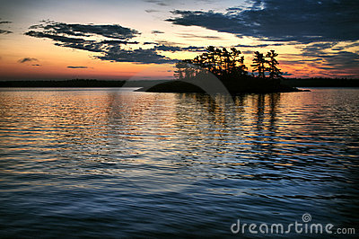 Georgian Bay Sunrise