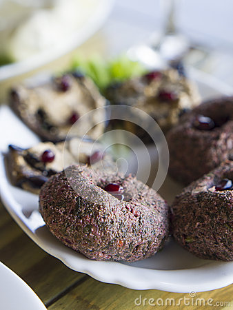 Free Georgian Cuisine: Pkhali. Royalty Free Stock Photo - 29735635