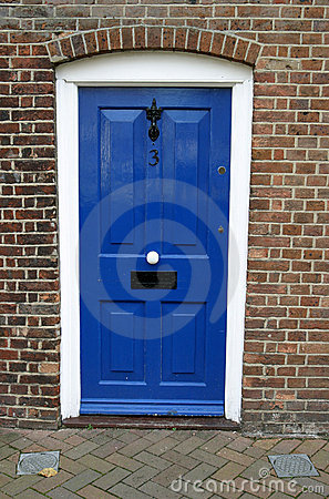 Georgian Door 1
