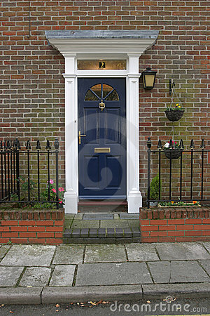 Georgian Door 3