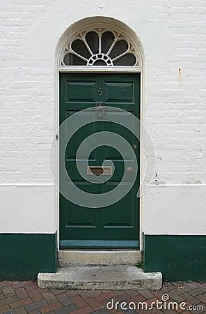 Free Georgian Door 8 Stock Photos - 50203