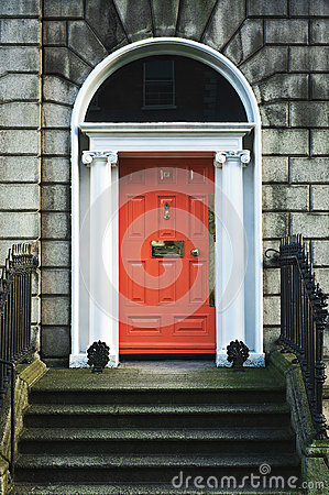 Free Georgian Doors Stock Photo - 27447640