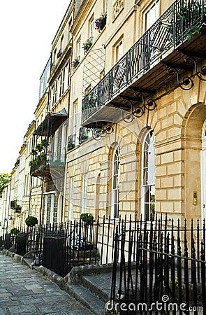 Georgian street