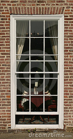 Georgian window