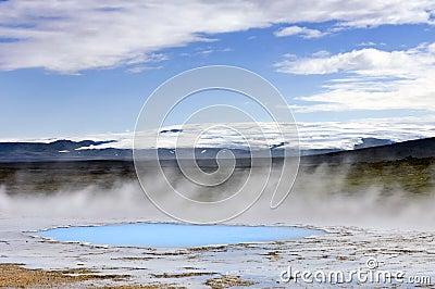 Geotermiczna działalności