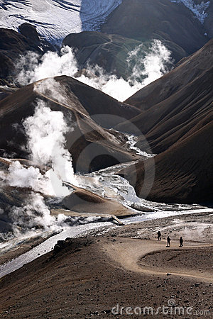 Geothermal activity - Iceland