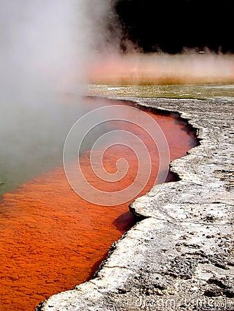 Geothermal Activity, Waiotapu, New Zealand