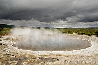 Geothermal source