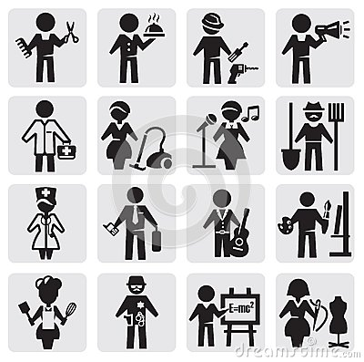 Geplaatste beroepen en beroepen
