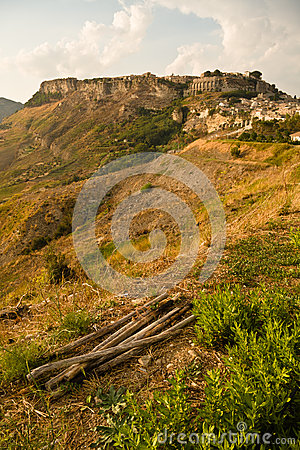 Gerace, Calabria, Italy