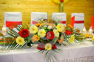 Gerbera Decoration