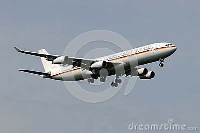 German Air Force Airbus Editorial Stock Image