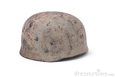 German army paratrooper helmet (model M38)
