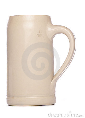 German Beer Stein Mug