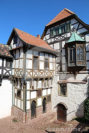 Free German Castle Stock Photography - 44542402