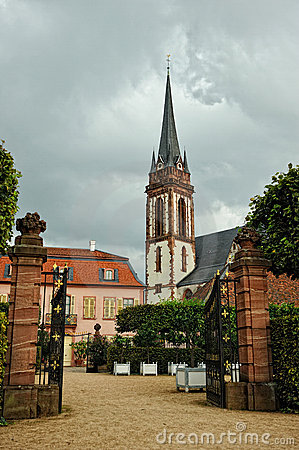 German catholic church