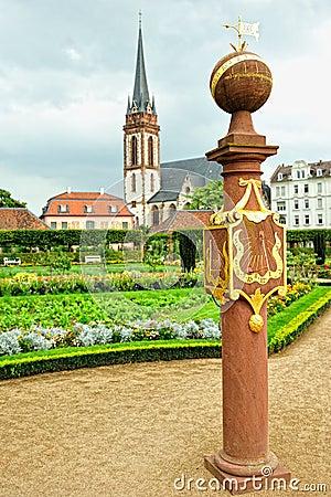 German catholic church