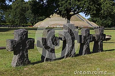 German cemetery, La Cambe