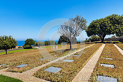 German cemetery, Maleme, Greece