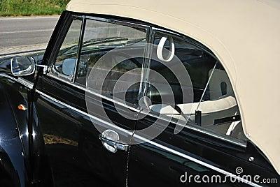 German clasic car