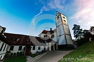 German Country Church