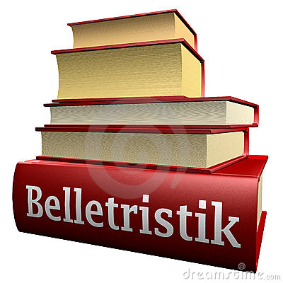German education books - literature