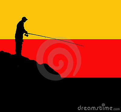 German fisherman