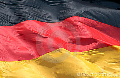 German Flag Stock Photography - Image: 306542