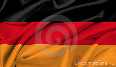German Flag - Germany