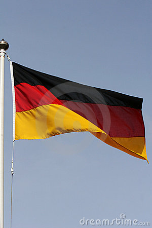 German flagpole