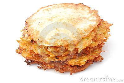 German hash browns