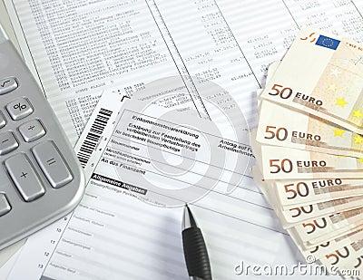 German income tax