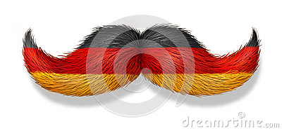 German Man Symbol